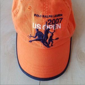 VTG 2007 Rare Polo  US Open cap 🧢 Rare 💯😜🤘🏾😎